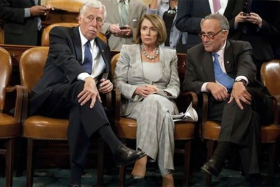 Did Democrats Refuse To Stand During Trump's Speech To Congress?
