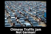Did The Germans Abandon Cars To Protest Fuel Price?