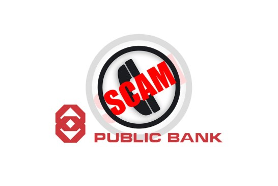 The Public Bank SMS Scam Exposed! Read + SHARE!
