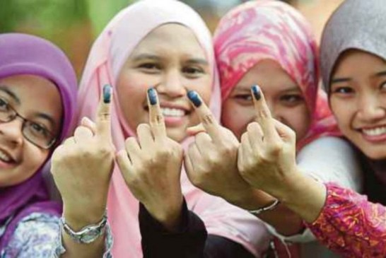 GE14 : Show Us The Finger & Win iflix Results! 😁