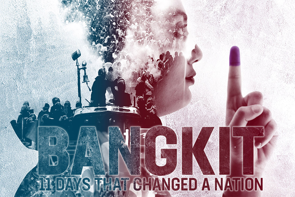Bangkit : 11 Days That Changed A Nation