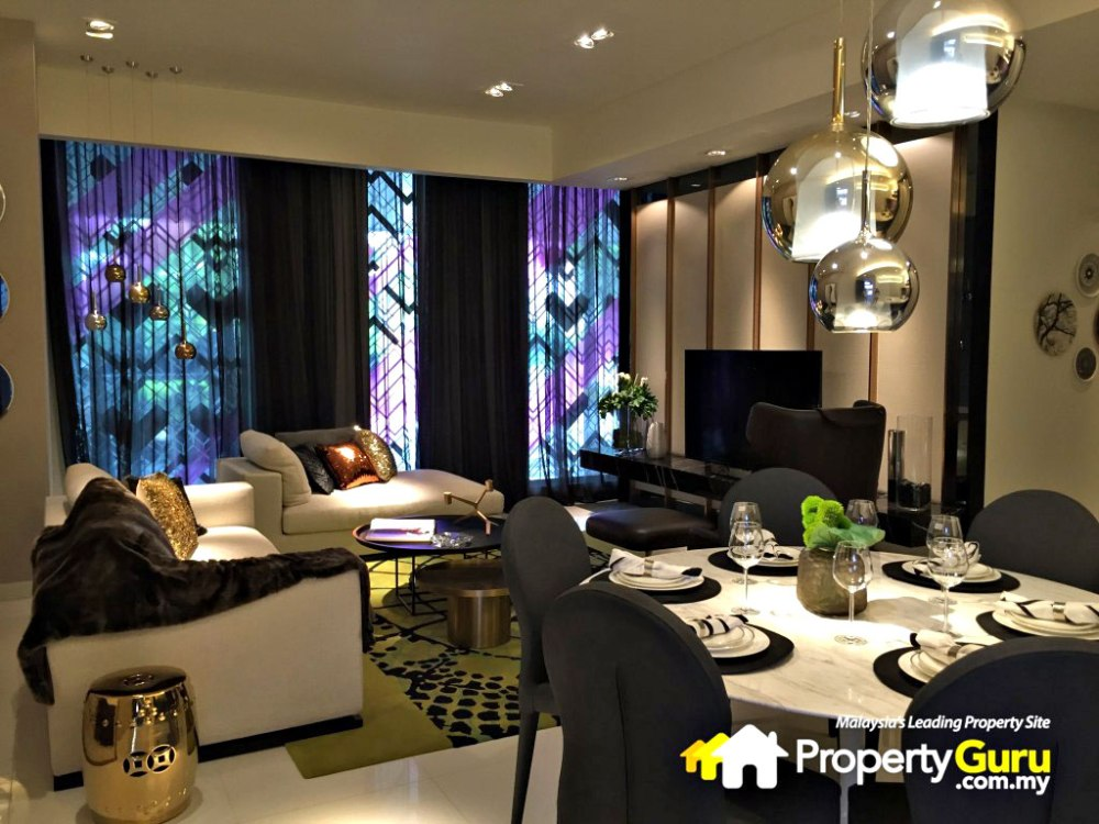 Tropicana Residences show unit - Property Guru
