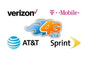 Does 4G Belong To AT&T, Verizon, T-Mobile + Sprint?