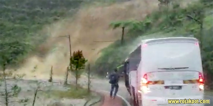 Nov 2019 Genting Highlands Landslide aftermath 01