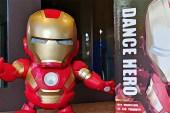 The Iron Man Dance Hero Is So KEWT!