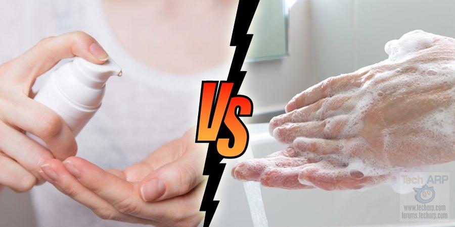Wuhan Coronavirus : Hand Sanitiser or Soap? Which Is Better?