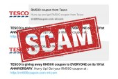 Tesco 101st Anniversary Scam Exposed!