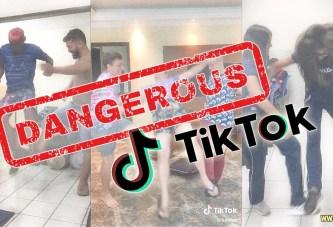 TikTok Finally Bans Skull Breaker / Tripping Jump Videos!