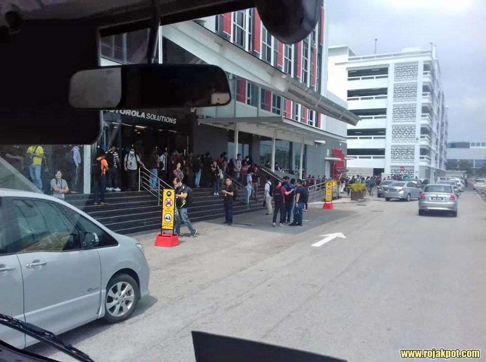 COVID-19 : Motorola Penang Evacuation Clarified!