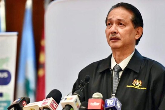 COVID-19 in Malaysia : 4119 Cases, 1487 Healed, 65 Dead