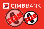 Watch Out For Fake CIMB Scam Call / SMS!