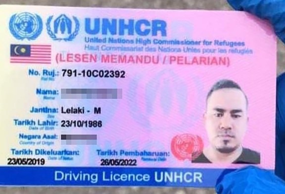 Fact Check : UNHCR Driving Licence For Malaysia