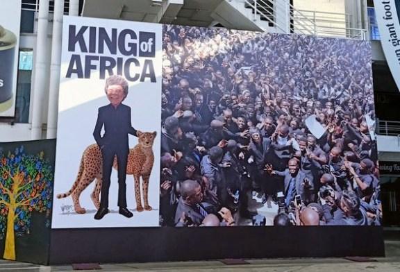 Limkokwing King of Africa Billboard: Should It Be Taken Down?