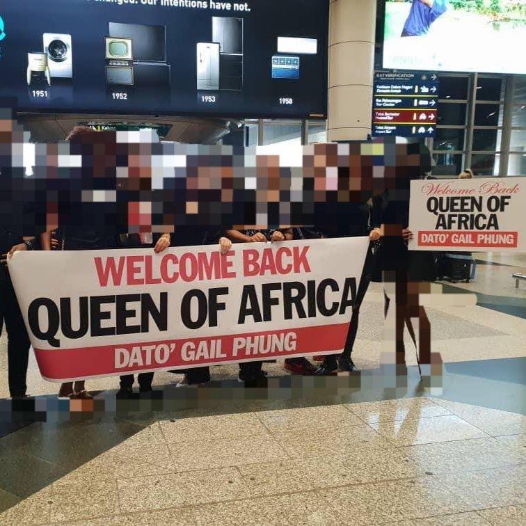 Limkokwing Queen of Africa 01