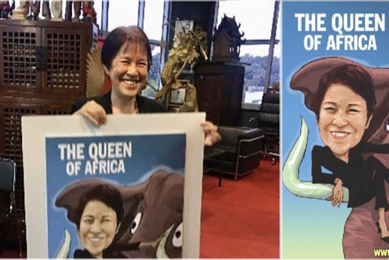 Limkokwing : The King of Africa Apparently Has A Queen!
