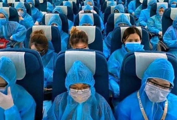 Does Singapore Require You To Wear PPE Suits On Flights?