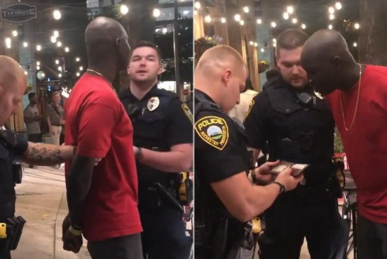 Did White Cops Arrest A Black Man Only To Find He's FBI?