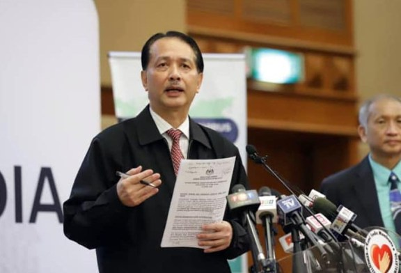COVID-19 Malaysia : 8737 Cases, 8538 Recovered, 122 Dead