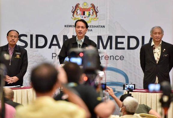 COVID-19 Malaysia : 8884 Cases, 8594 Recovered, 123 Dead