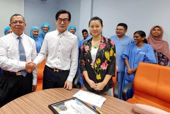 COVID-19 Malaysia : 8999 Cases, 8664 Recovered, 125 Dead