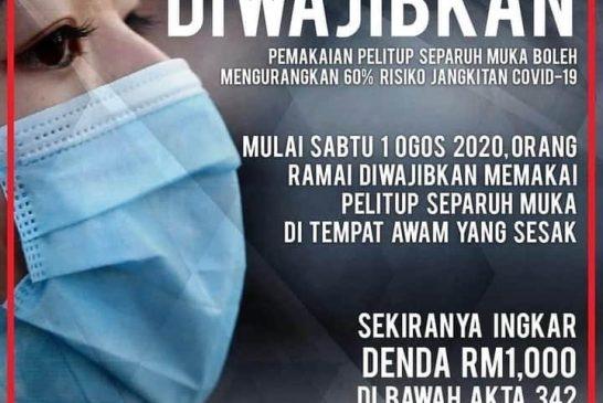 Malaysia Face Mask mandatory 04