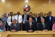 COVID-19 Malaysia : 10,031 Cases, 9235 Healed, 128 Dead