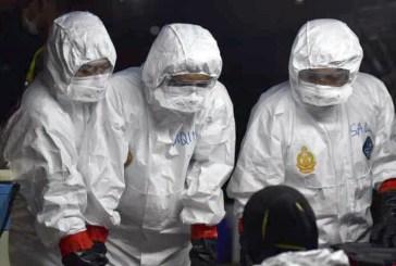 COVID-19 Malaysia : 10,919 Cases, 9835 Healed, 134 Dead