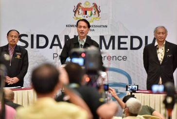 COVID-19 Malaysia : 9583 Cases, 9143 Recovered, 128 Dead