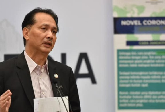 COVID-19 Malaysia : 9969 Cases, 9209 Recovered, 128 Dead