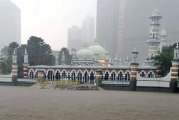 Kuala Lumpur Hit By Flash Floods Today! (10 Sept 2020)