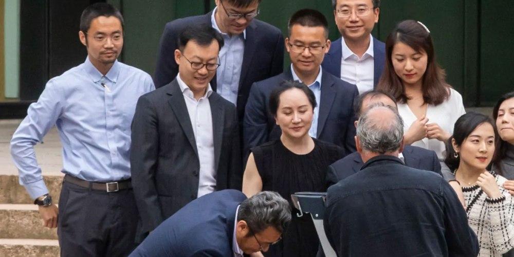 Did Canada Just Release Meng Wanzhou, HUAWEI CFO?