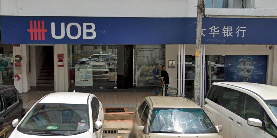 UOB Kepong branch