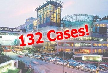 1 Utama Cluster : 132 COVID-19 Cases, Index Case Identified!