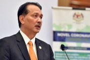 COVID-19 Malaysia : 11484 Cases, 10014 Healed, 136 Dead