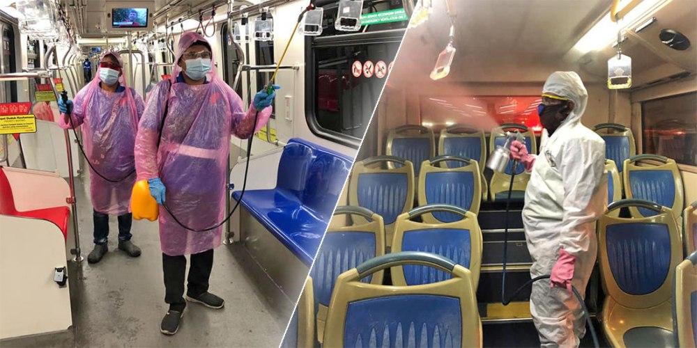 Transit Officer On MRT Kajang Line Positive For COVID-19