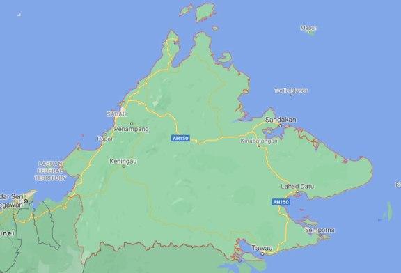 Entire Sabah Under CMCO Lockdown Starting 13 October!