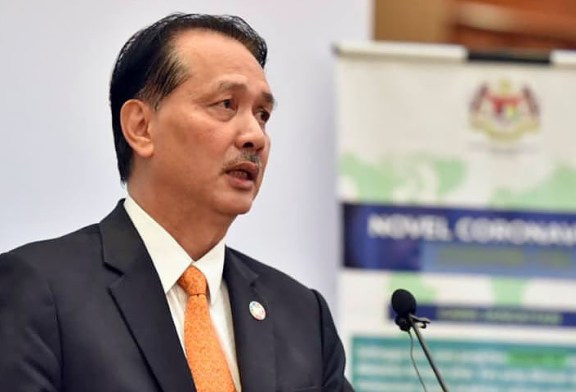 COVID-19 Malaysia : 39357 Cases, 27409 Healed, 282 Dead
