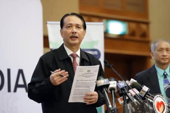 COVID-19 Malaysia : 45095 Cases, 32969 Healed, 304 Dead