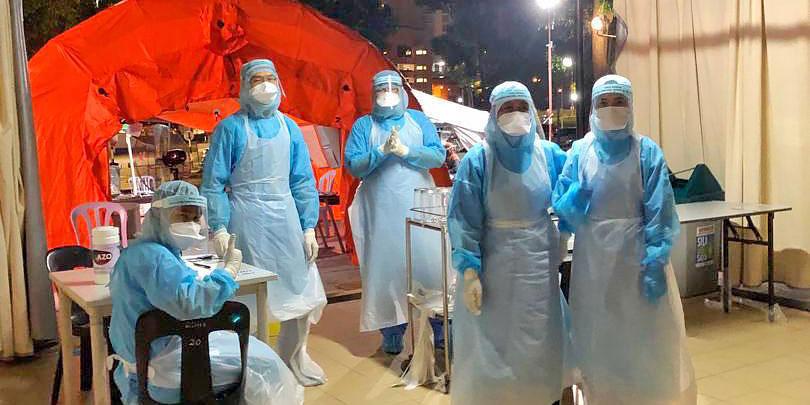 COVID-19 Malaysia : 51680 Cases, 38132 Healed, 326 Dead
