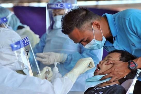 COVID-19 Malaysia : 95327 Cases, 78393 Healed, 438 Dead