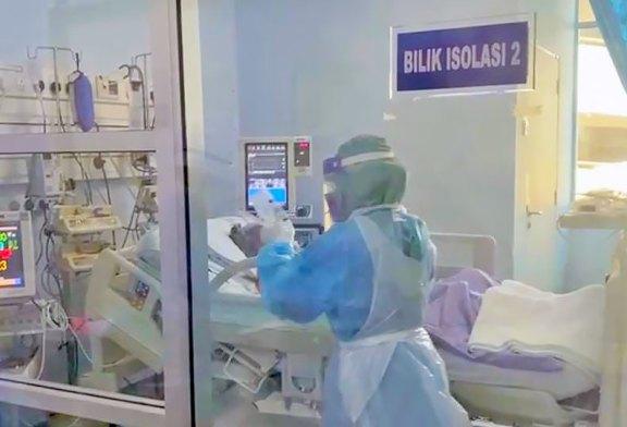 COVID-19 Malaysia: 131108 Cases, 105431 Healed, 537 Dead