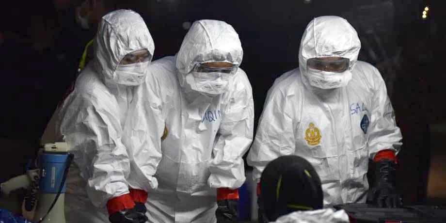 COVID-19 Malaysia: 165371 Cases, 125288 Healed, 619 Dead