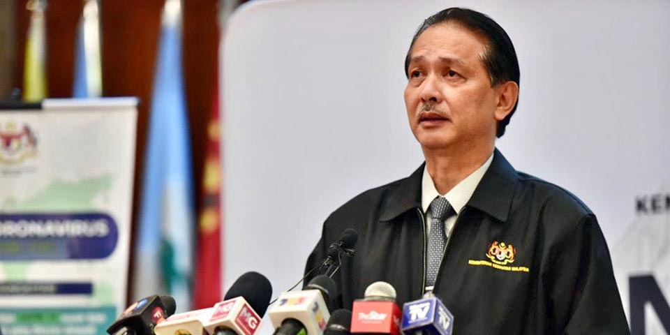 COVID-19 Malaysia: 194114 Cases, 151018 Healed, 707 Dead