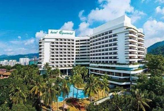 Equatorial Penang Will Close Down In March 2021