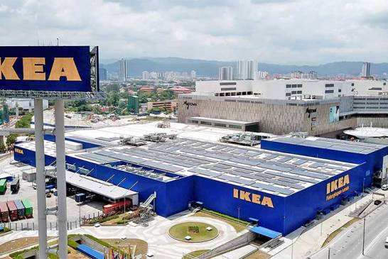 IKEA Cheras : Multiple Staff + Partners Positive For COVID-19!