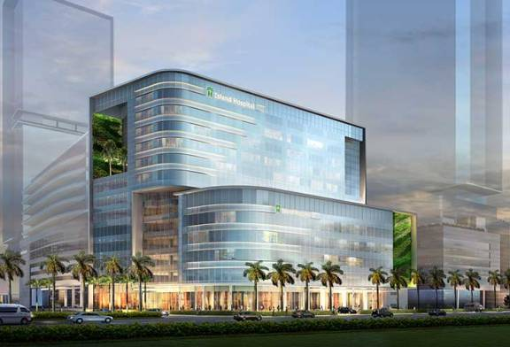Island Medical City Site Shut Down After COVID-19 Cases!