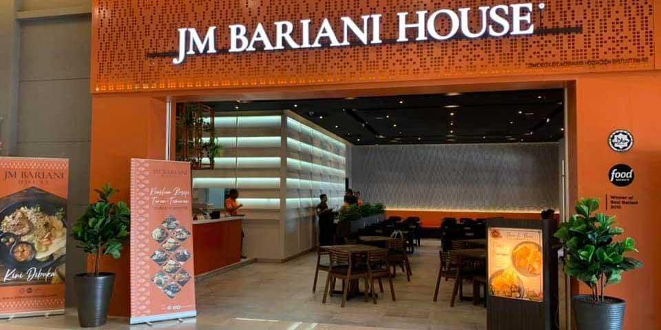 JM Bariani House Wangsa Walk : Closed After COVID-19 Case