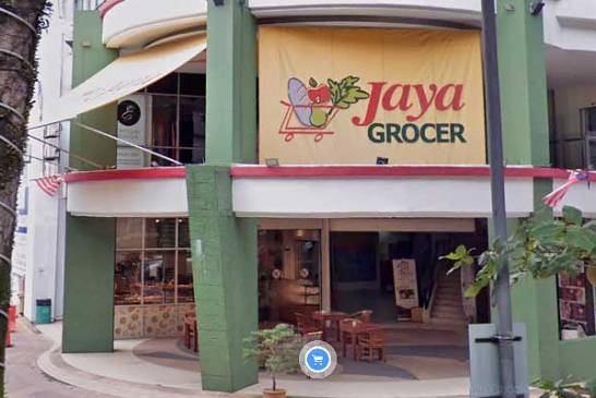 Jaya Grocer Damansara Perdana : Another COVID-19 Case!