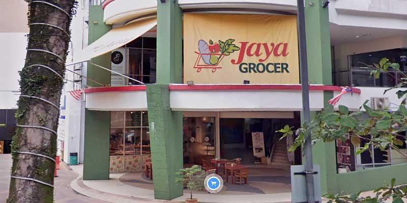 Jaya Grocer Damansara Perdana : One COVID-19 Case!