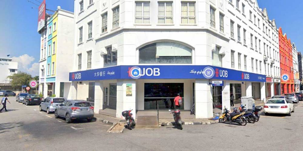 UOB Plaza Mahkota : One Employee Positive For COVID-19